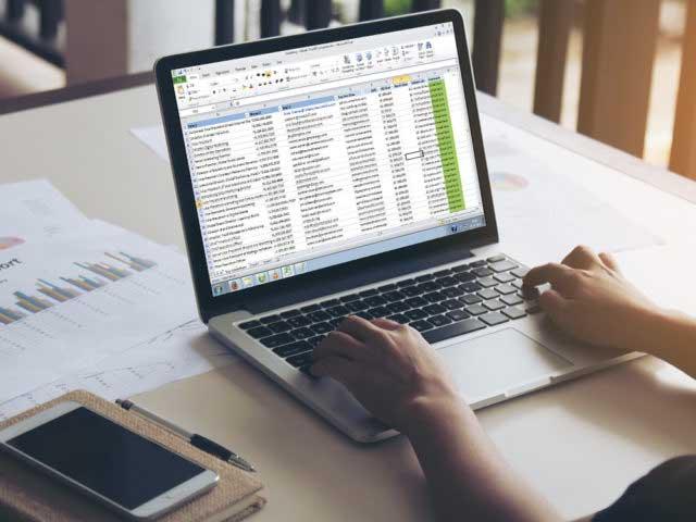Back office & data management